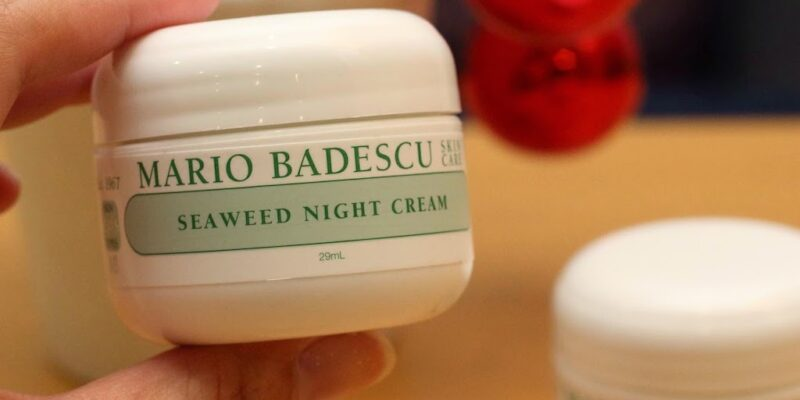 Best Anti-Aging Night Creams for Oily Skin