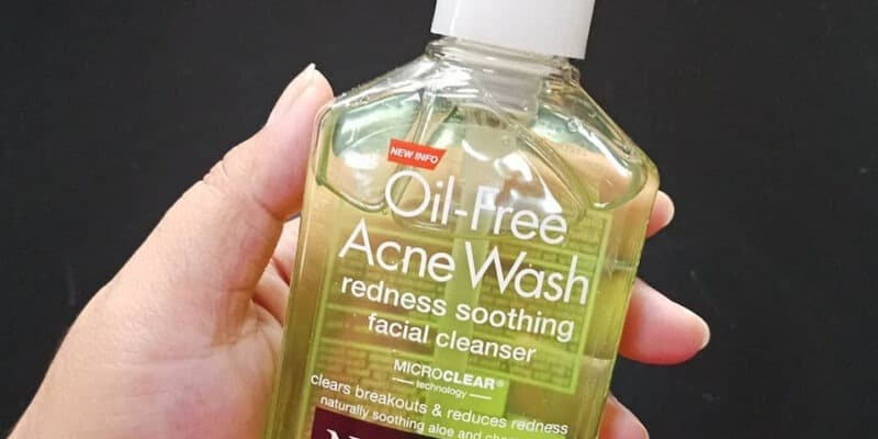 Best Face Washes & Cleansers for Acne-Prone Skin