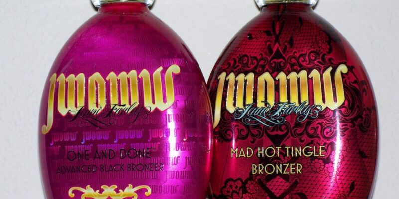 Best Tingle Tanning Lotion