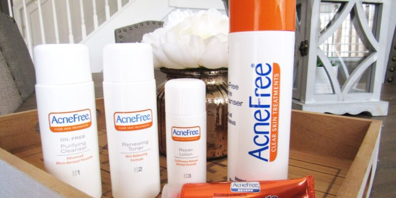 Best Products for Acne-Prone Skin