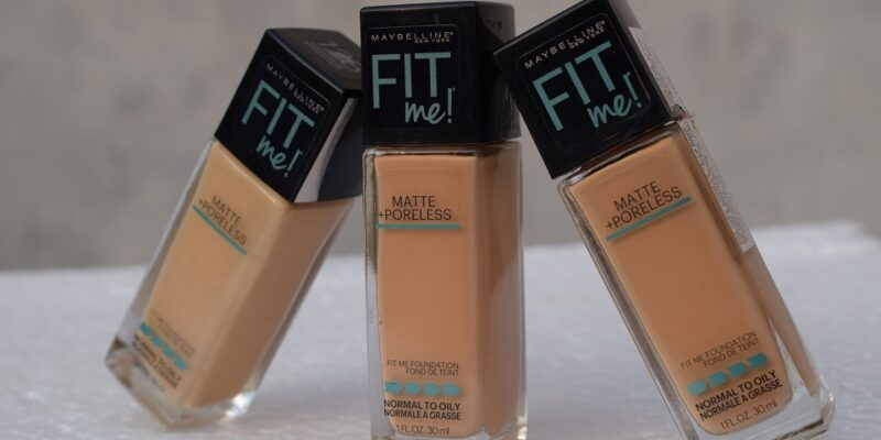 Best Foundations Concealers for Oily Skin