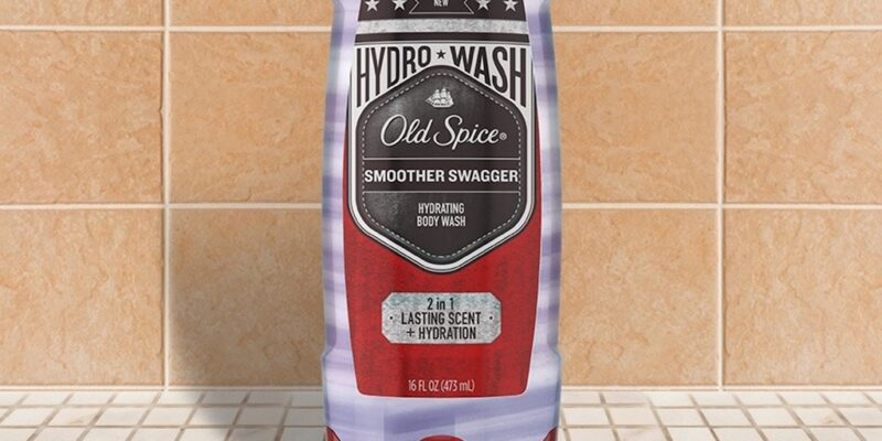 Best Men's Body Washes for Dry Skin