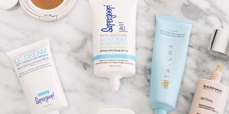 Best Organic & Mineral Sunscreens