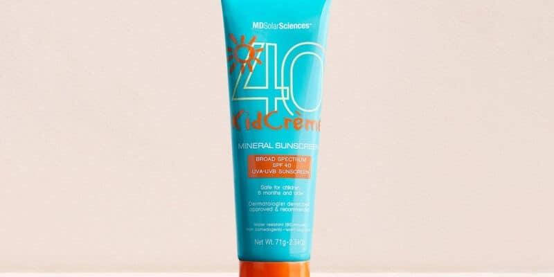 Best Sunscreens for Eczema