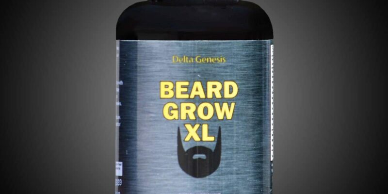 The Healthiest Supplements for Beard Growth