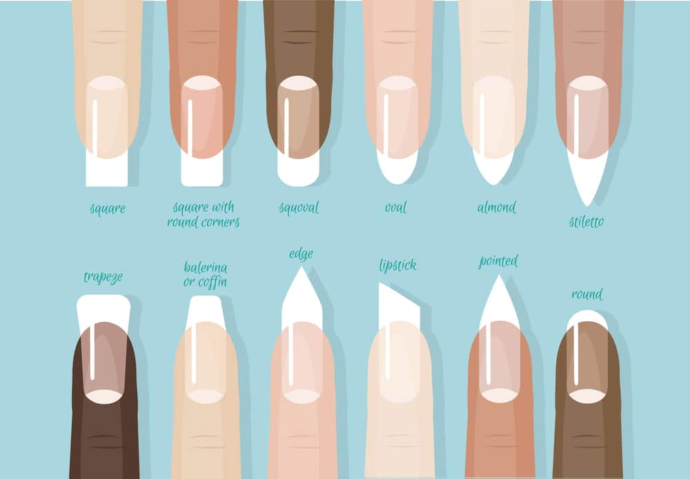 nail shape ideas