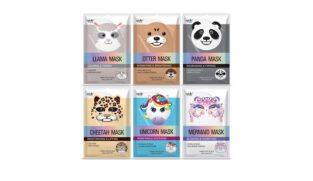 Epielle Character Sheet Masks