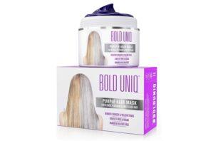 Bold Uniq Purple Hair Mask Review