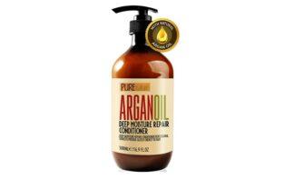 Moroccan Argan Oil Conditioner Review