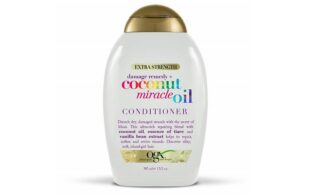 OGX Coconut Miracle Oil Review