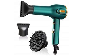 Professional Salon Hair Dryer Negative Ionic Blow Dryer Review