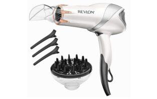 Revlon 1875W Infrared Heat Hair Dryer Review