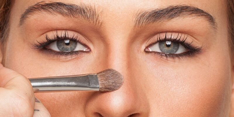 Ask a Makeup Artist: How to Contour Your Nose in 4 Steps